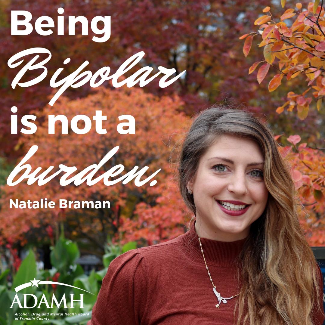 Being Bipolar is not a burden.